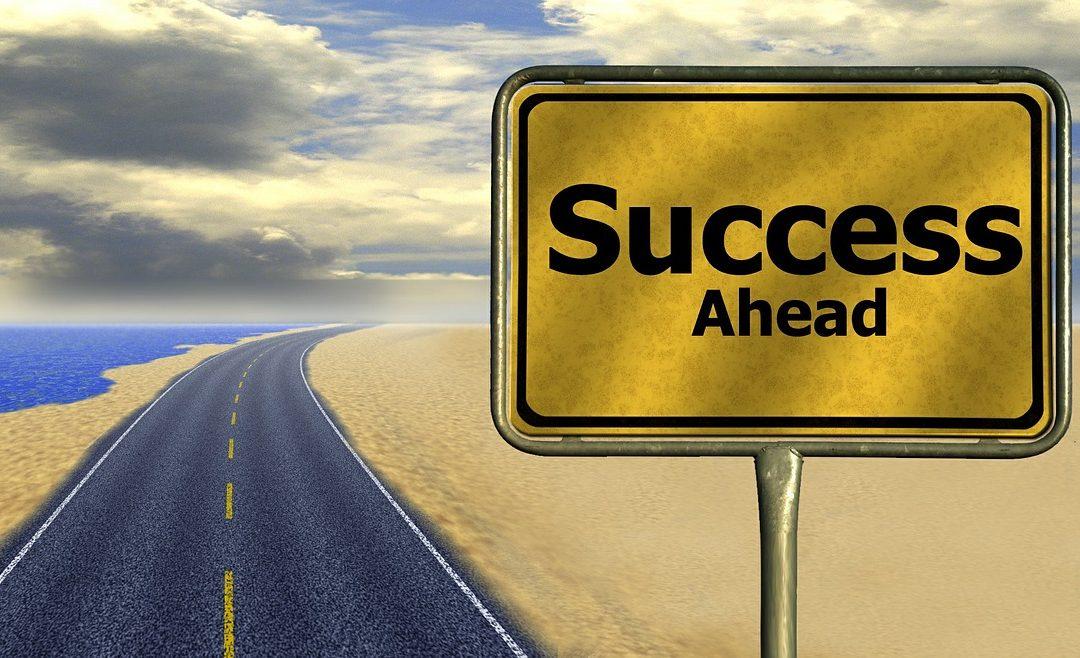 Wie du auf deinem Highway des Erfolgs immer die Kurve bekommst.